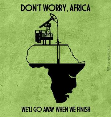 Sorry Africa