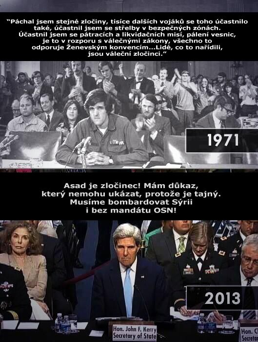 John Kohl Kerry