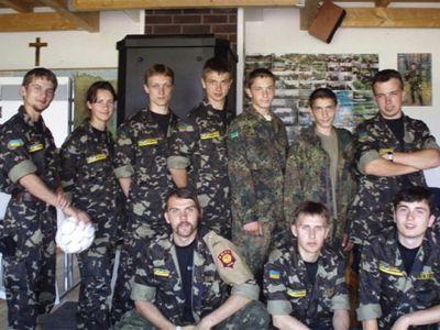 Ukrajinští nacisté 1