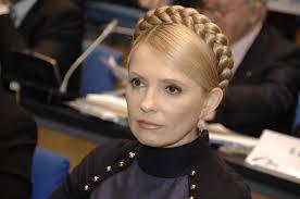 Tymošenková