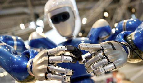 Robot Justin