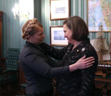Nulandová-Tymošenková