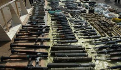 Turkish officers charged for blocking Syria arms shipment