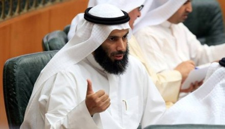 Kuwaiti minister blamed for funding terrorists in Syria quits
